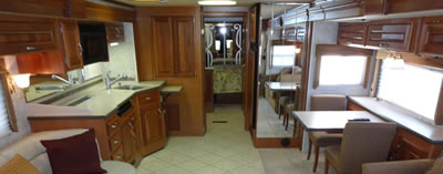 Stymeist RV interior repair and remodel